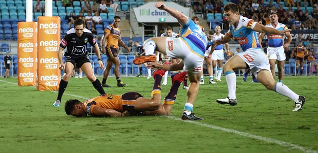 Alex Glenn hat-trick lifts Broncos