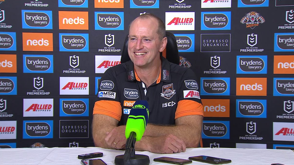Wests Tigers: Round 1