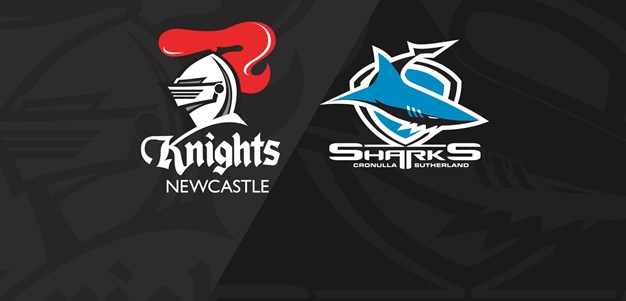 Full Match Replay: Knights v Sharks - Round 1, 2019