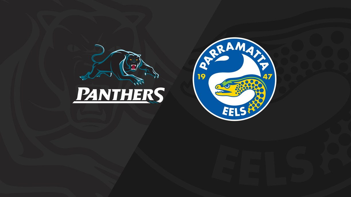 Full Match Replay: Panthers v Eels - Round 1, 2019