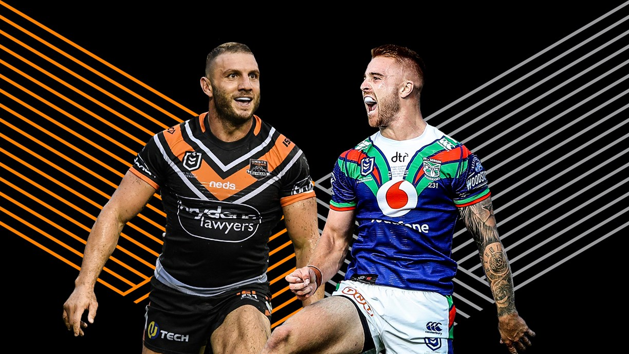 Wests Tigers v Warriors - Round 2