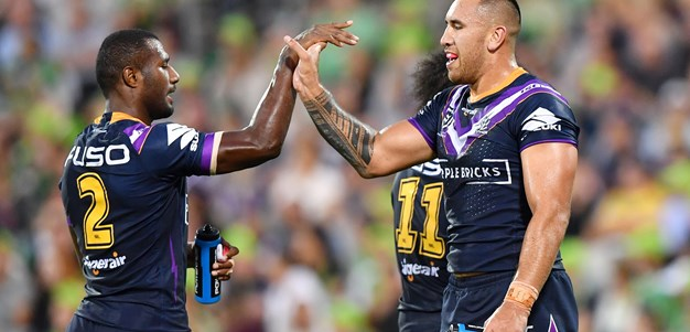 Extended Highlights: Raiders v Storm