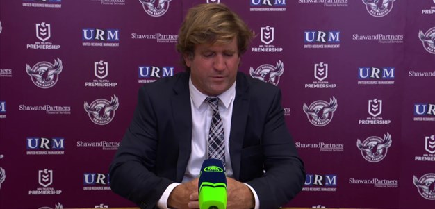 Sea Eagles: Round 2