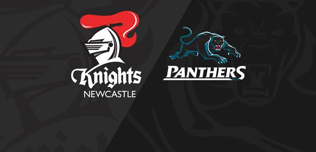 Full Match Replay: Knights v Panthers - Round 2, 2019