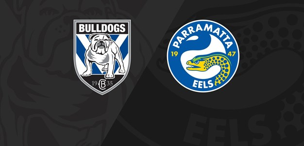 Full Match Replay: Bulldogs v Eels - Round 2, 2019