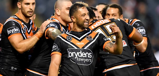 Match Highlights: Wests Tigers v Warriors