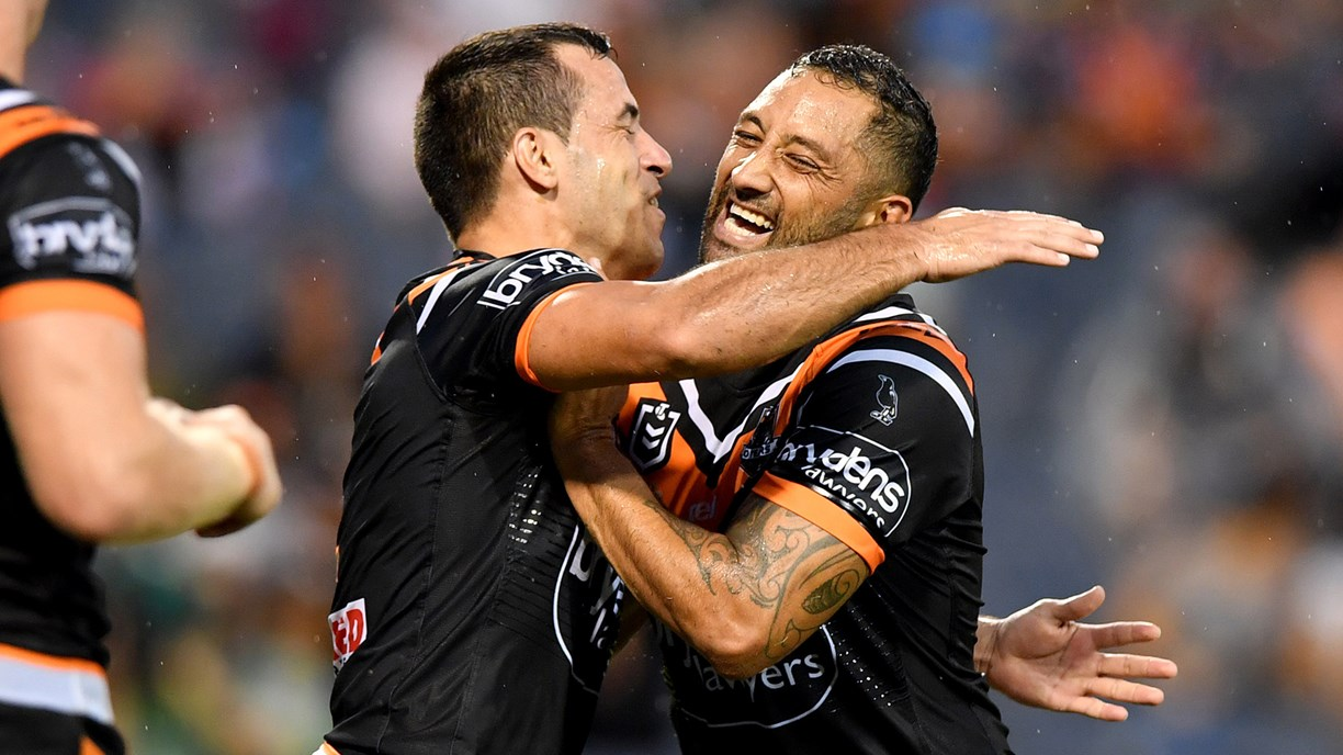 Extended Highlights: Wests Tigers v Warriors