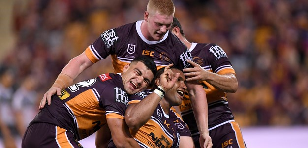 Seibold wants consistency from Pangai Jnr and Broncos pack