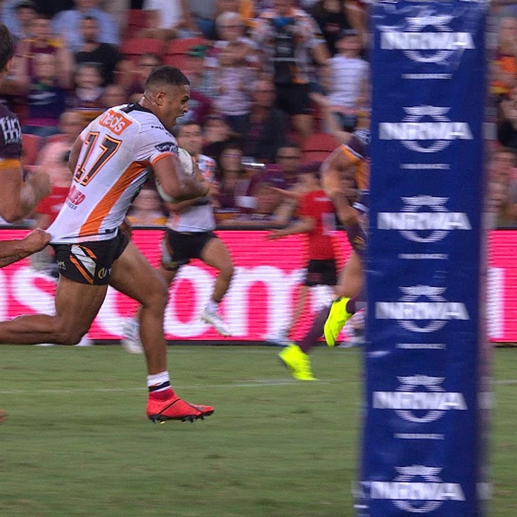 Chee-Kam wins it for the Wests Tigers