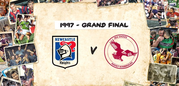 Knights v Sea Eagles - Grand Final, 1997