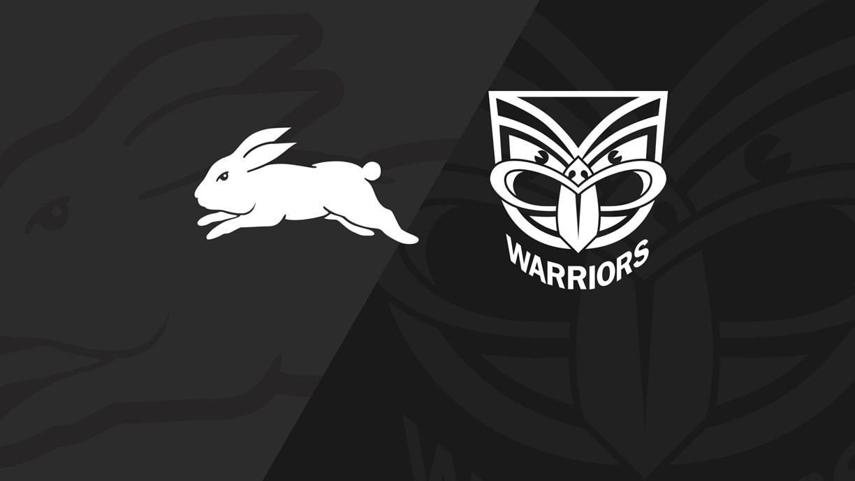 Full Match Replay: Rabbitohs v Warriors - Round 5, 2019