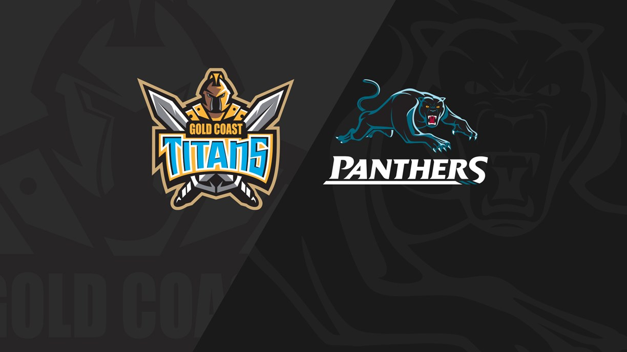 Full Match Replay: Titans v Panthers - Round 5, 2019