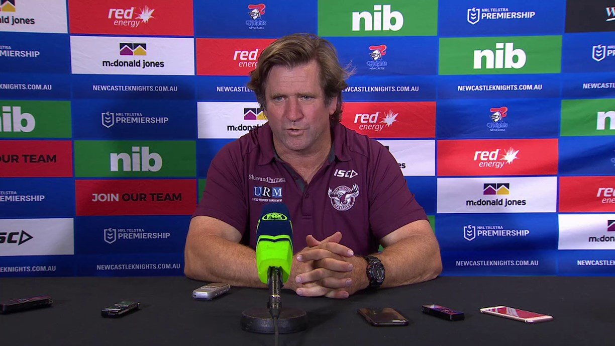 Manly Sea Eagles: Round 5