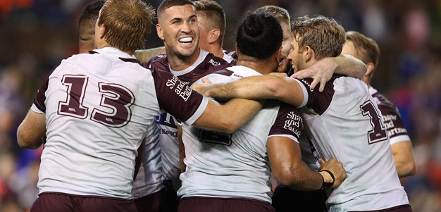 Extended Highlights: Knights v Sea Eagles