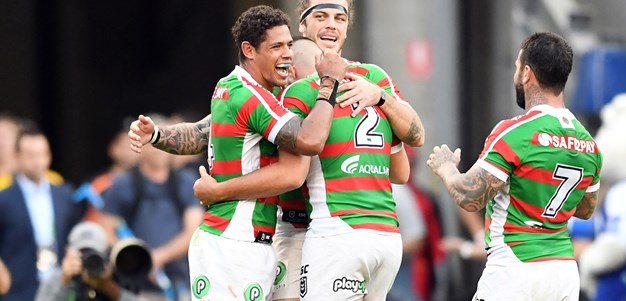 Match Highlights: Bulldogs v Rabbitohs