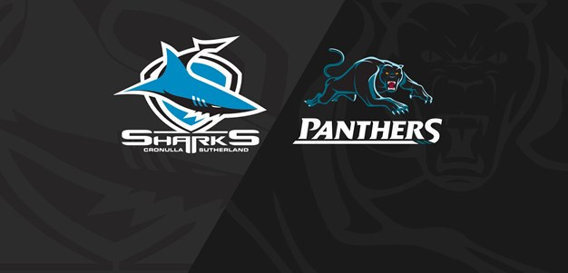 Full Match Replay: Sharks v Panthers - Round 6, 2019