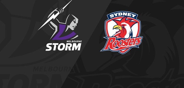 Full Match Replay: Storm v Roosters - Round 6, 2019