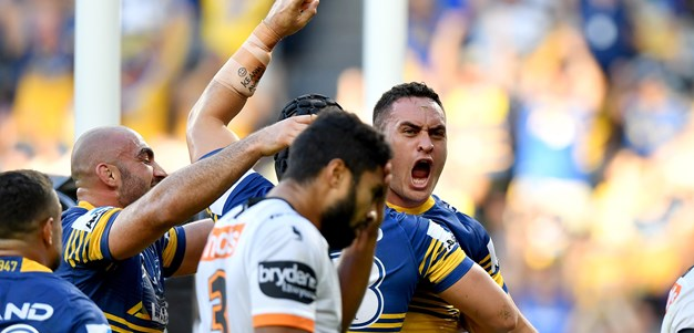 Extended Highlights: Eels v Wests Tigers