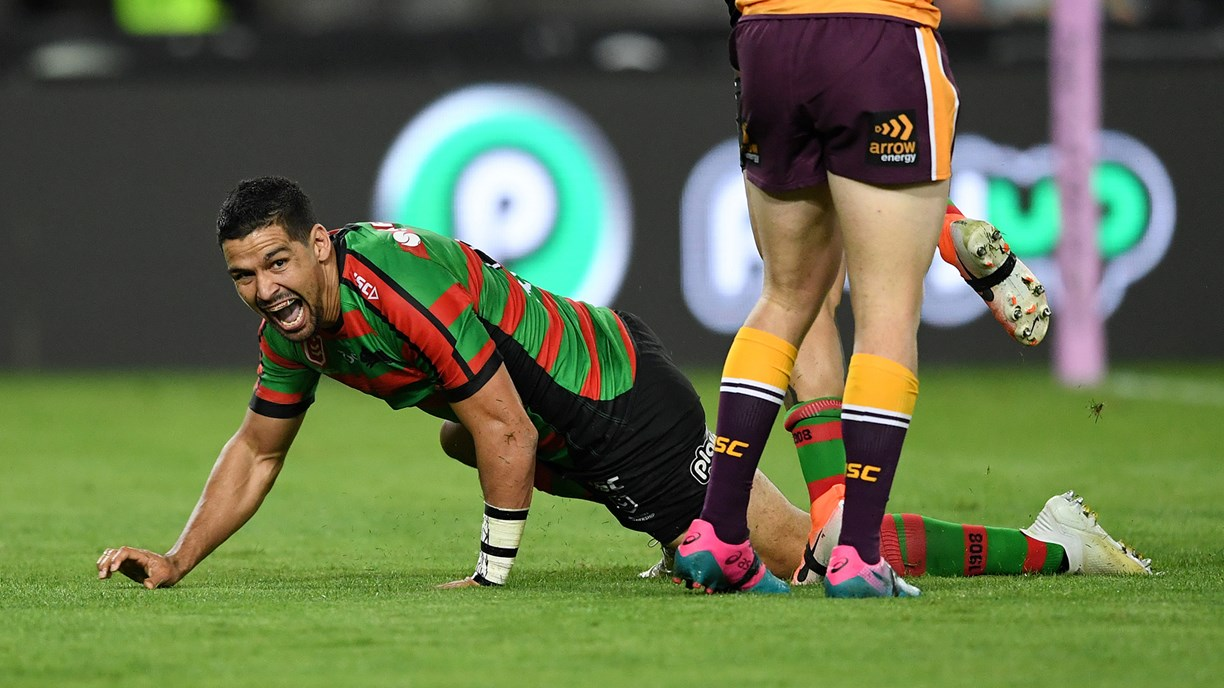 South Sydney Rabbitohs Five Eighth Cody Walker Is Riding His Luck For All It S Worth Nrl