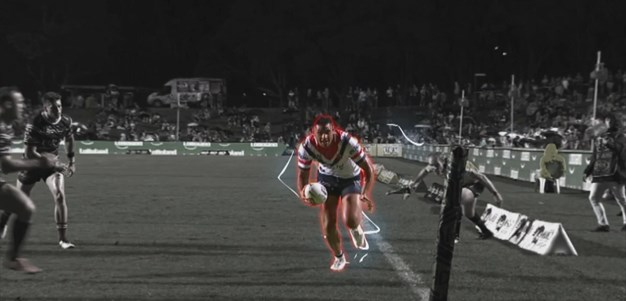 Roosters v Raiders - Magic Round
