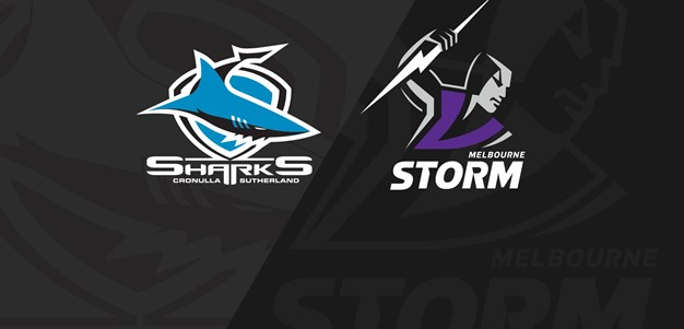 Full Match Replay: Sharks v Storm - Round 8, 2019
