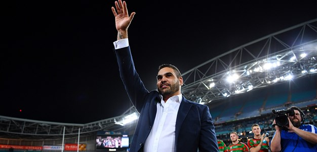 Inglis' new Rabbitohs coaching role begins