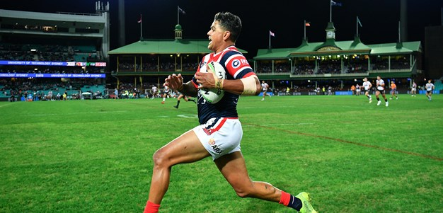 The evolution of Latrell Mitchell
