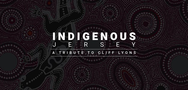 Sea Eagles pay tribute to Lyons with Indigenous jersey