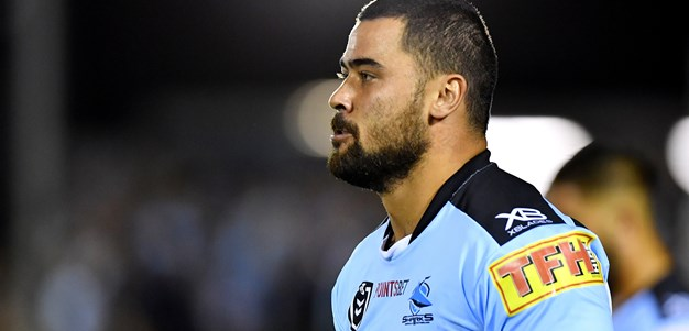 Fifita only a 50-50 chance to face Sea Eagles