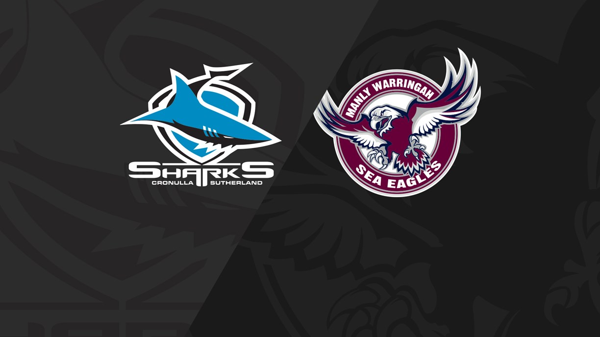 Full Match Replay: Sharks v Sea Eagles - Round 10, 2019