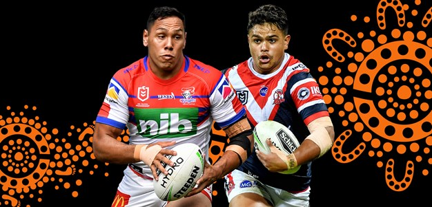Knights v Roosters - Round 11