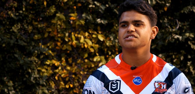 Mitchell's magic touch for Roosters' Indigenous jersey