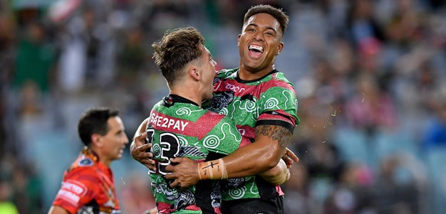 Match Highlights: Rabbitohs v Wests Tigers