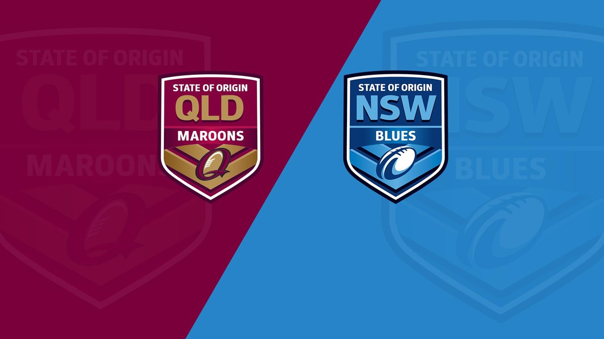 Full Match Replay: Maroons v Blues - Round 2, 2016
