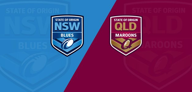 Full Match Replay: Blues v Maroons - Round 3, 2016