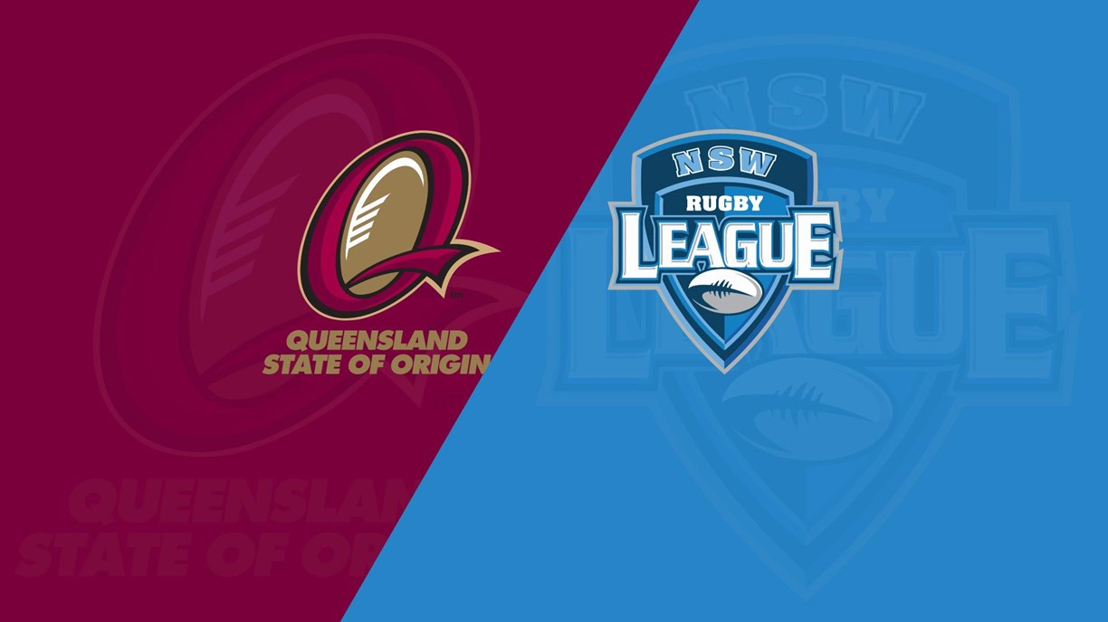 Full Match Replay: Maroons v Blues - Game 3, 2012