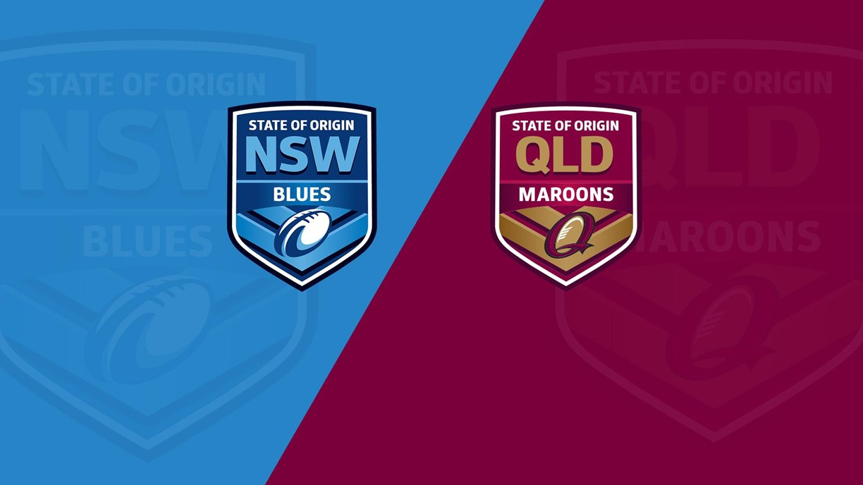 Full Match Replay: Blues v Maroons - Round 1, 2015