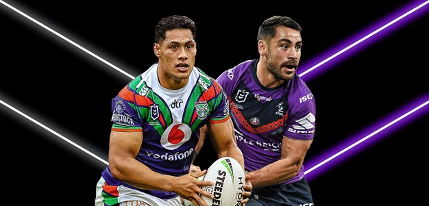 Warriors v Storm - Round 13