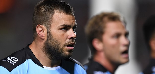 Graham to makes Sharks return but Johnson still sidelined
