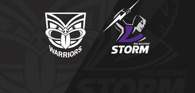 Full Match Replay: Warriors v Storm - Round 13, 2019