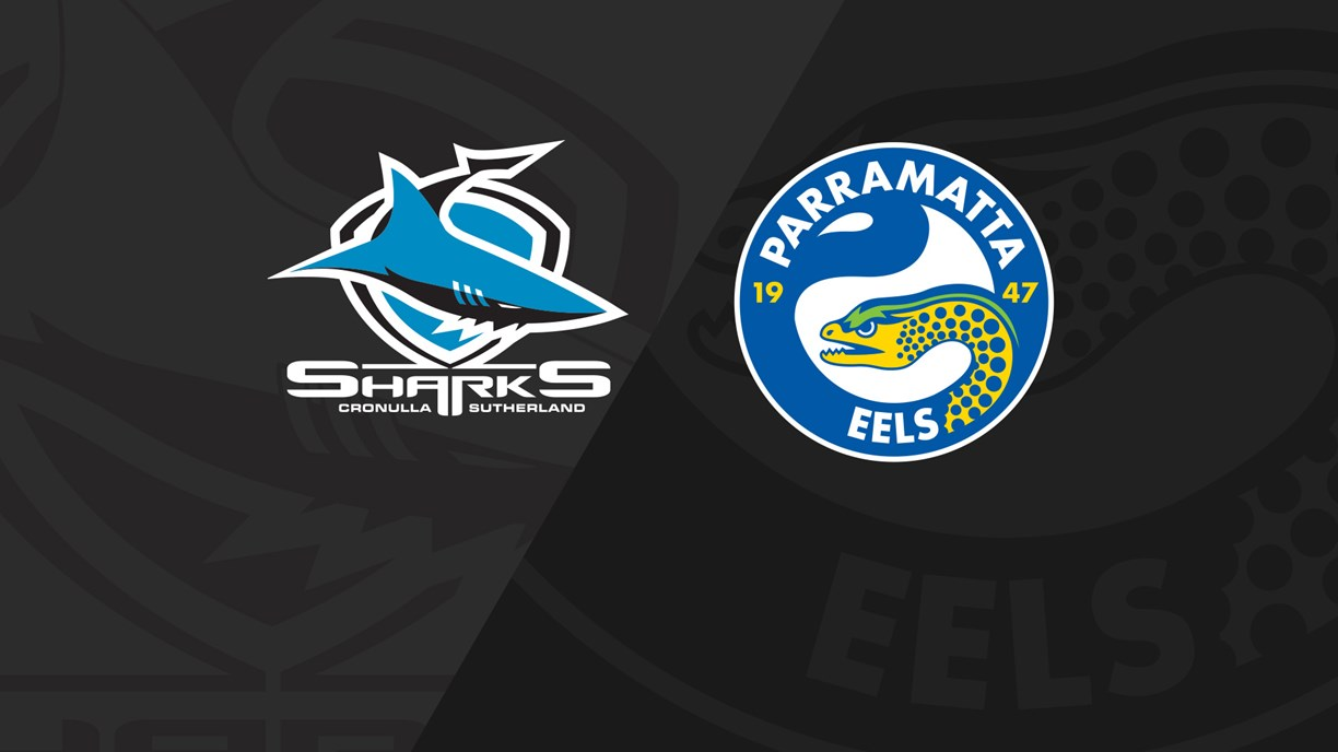 Full Match Replay: Sharks v Eels - Round 13, 2019