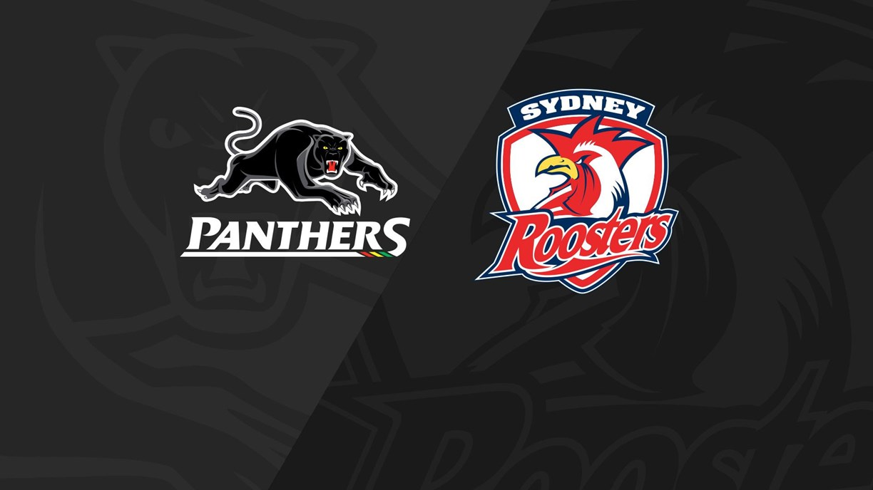 Full Match Replay: Panthers v Roosters - Round 13, 2019
