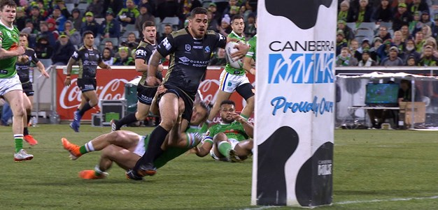 Hamlin-Uele seeking ban from front-rowers club for this try