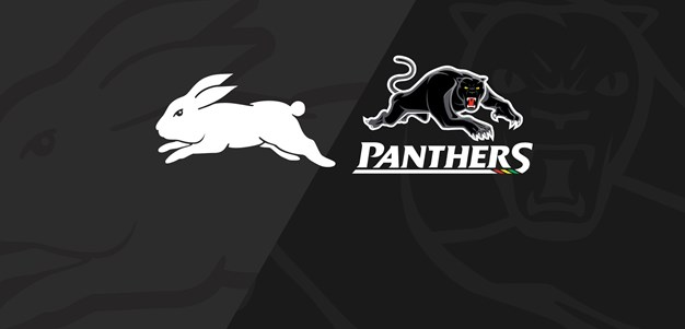 Full Match Replay: Rabbitohs v Panthers - Round 14, 2019