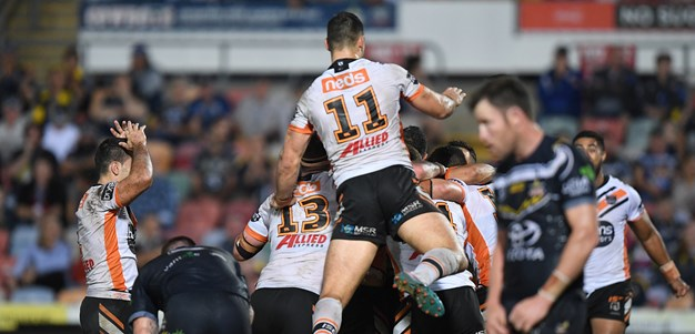 Extended Highlights: Cowboys v Wests Tigers