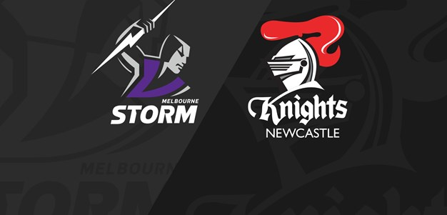 Full Match Replay: Storm v Knights - Round 14, 2019