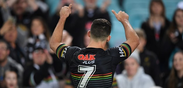 Extended Highlights: Rabbitohs v Panthers