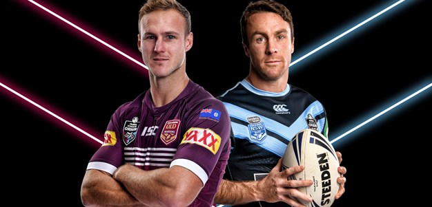 Maroons v Blues - Origin II