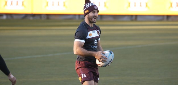 Maroons hooker gains big confidence boost