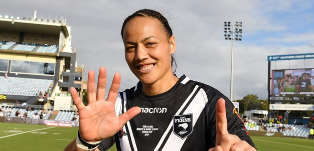 Kiwi Ferns captain reveals when she'll decide NRLW future